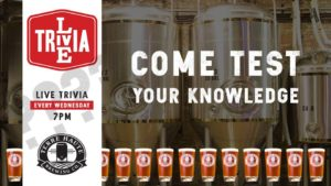 Trivia at the Brewery @ Terre Haute Brewing Company