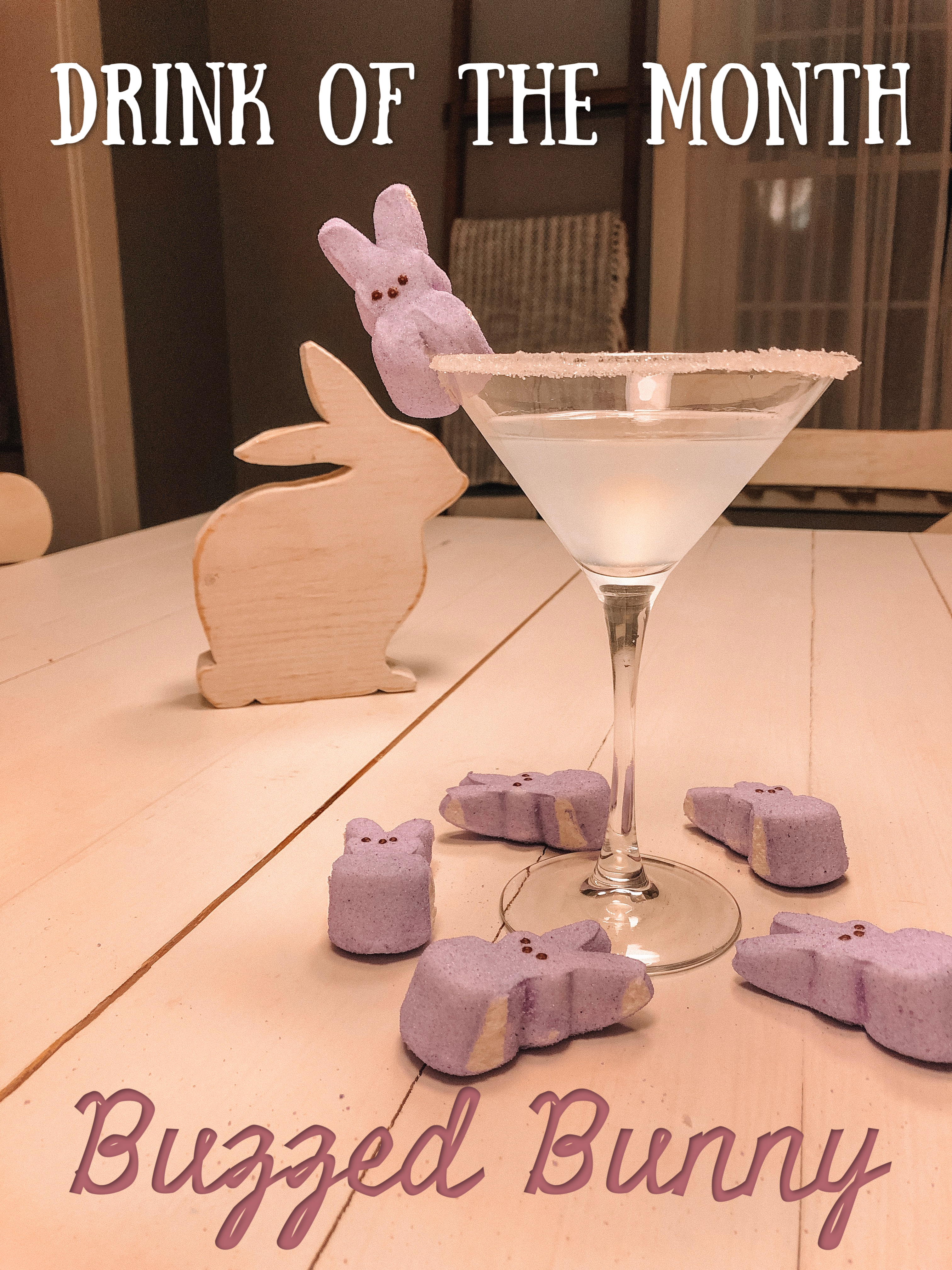 Drink of the Month: Buzzed Bunny